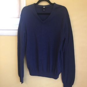 H&M Men's Vneck Sweater